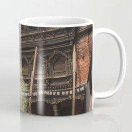 Architecture of Kathmandu City 001 Coffee Mug