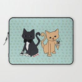Rich Cats Laptop Sleeve