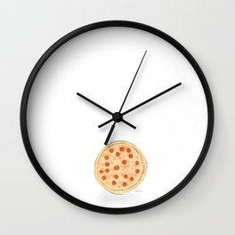 Pizza Day Wall Clock