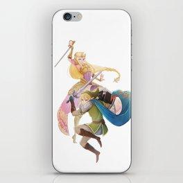 Hyrule Warriors iPhone Skin