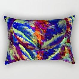 Dont play with bombs Rectangular Pillow