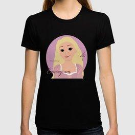 Enneagram 4 Rapunzel T-shirt