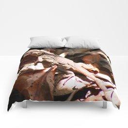 Forest Lizard Comforters