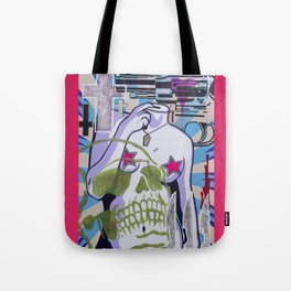 Traps Tote Bag