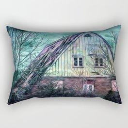 OLD FARMHOUSE Rectangular Pillow