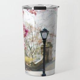 Spring in Central Park Travel Mug
