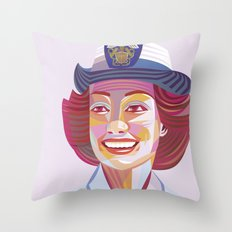 The 1940s  Throw Pillow