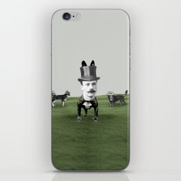 Top dog iPhone Skin