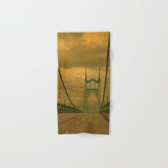 ST JOHNS BRIDGE Hand & Bath Towel