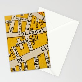 All About Paris I Stationery Cards