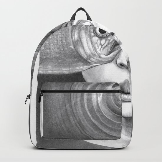 anthems for a seventeen year old series n1 Backpack