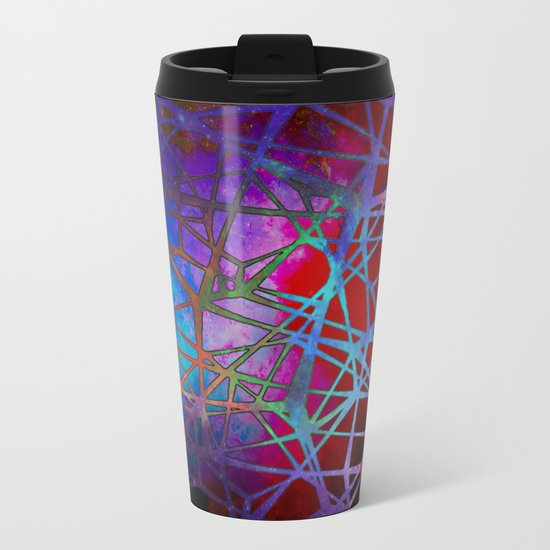 γ Andromedae Metal Travel Mug
