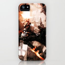Taking Earth Back iPhone Case