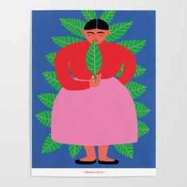 mamita coca Poster