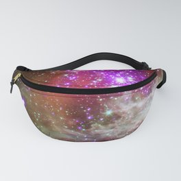 NGC 281 nebula with active star formation (NASA/Chandra) Fanny Pack