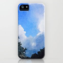 July iPhone Case