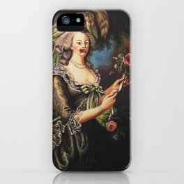 Wanna Do Bad Things iPhone Case