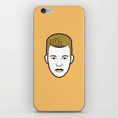 Rebellious Jukebox #6 iPhone & iPod Skin