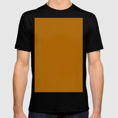 Ginger MEDIUM Black Mens Fitted Tee