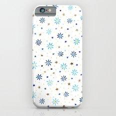 Watercolour Daisies & Stars Slim Case iPhone 6s