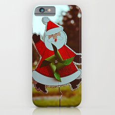 Santa greetings Slim Case iPhone 6s