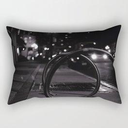 Urban Circles of Confusion Rectangular Pillow