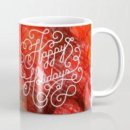 happy holdays Coffee Mug