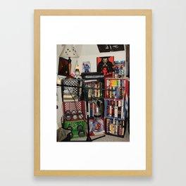 My Corner Framed Art Print
