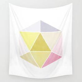 Polygones Wall Tapestry