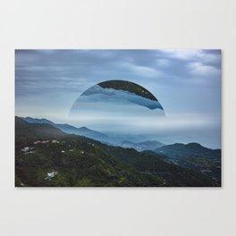 Himalayan Reflection Canvas Print