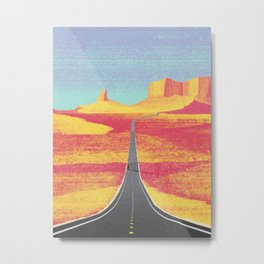 DREAM VACATION / Utah, US Metal Print