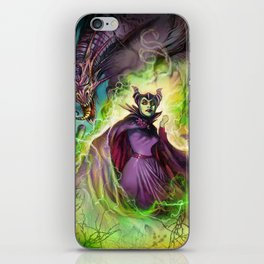 The Villainess iPhone Skin
