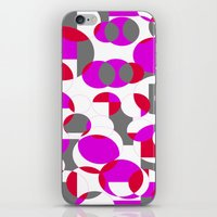 chakra iPhone & iPod Skins featuring Chakra Movements  by MMZ Designs