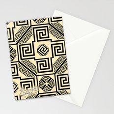 Kagome Fret Lattice. Stationery Cards