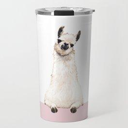 hi! Llama Travel Mug