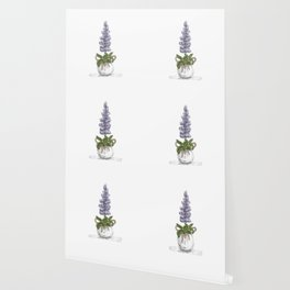 Lavender Flowers Wallpaper