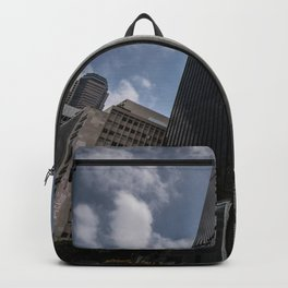SkyScrapping Backpack
