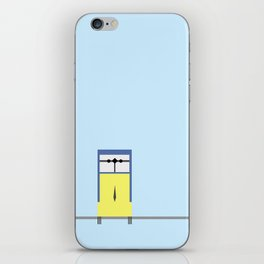 Blue Tit iPhone Skin