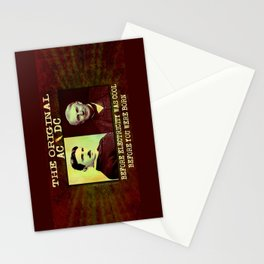 AC/DC - 064 Stationery Cards