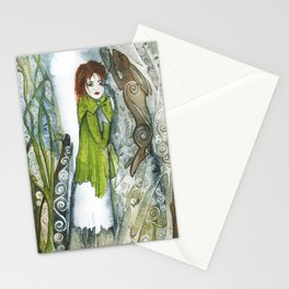 Midsummer Evening Stationery Cards