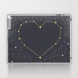Heart Constellation Laptop & iPad Skin