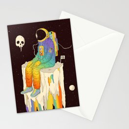 Ponder Until You Lose Yourself Stationery Cards