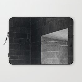 Scary view of hollow Laptop Sleeve