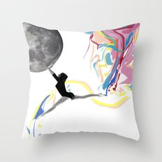 AFTERMOON Throw Pillow