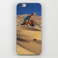 oasis iPhone & iPod Skins featuring Oasis by Lerson
