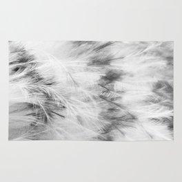 Marabou Feathers Rug