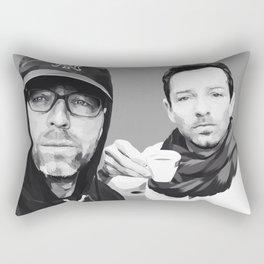 Cup of tea... Rectangular Pillow