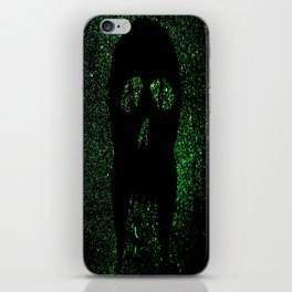 """Fangs"" Green iPhone Skin"