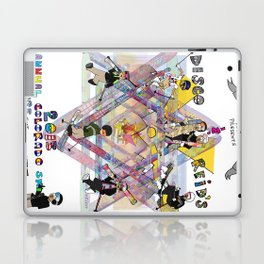 Disco & Reid's 2013 Annual CO ski adventure feat Nate Laptop & iPad Skin