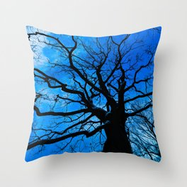 Tree of Life  ( Oblivion Forest ) 2019 Throw Pillow
